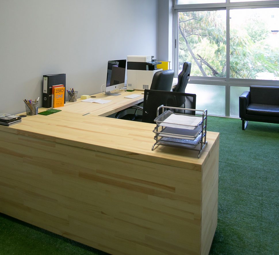 Coworking Private Office Thessaloniki Space as a Service i4G PRO