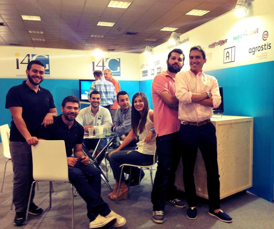 i4G PRO Coworking Thessaloniki Sotiris Siagas