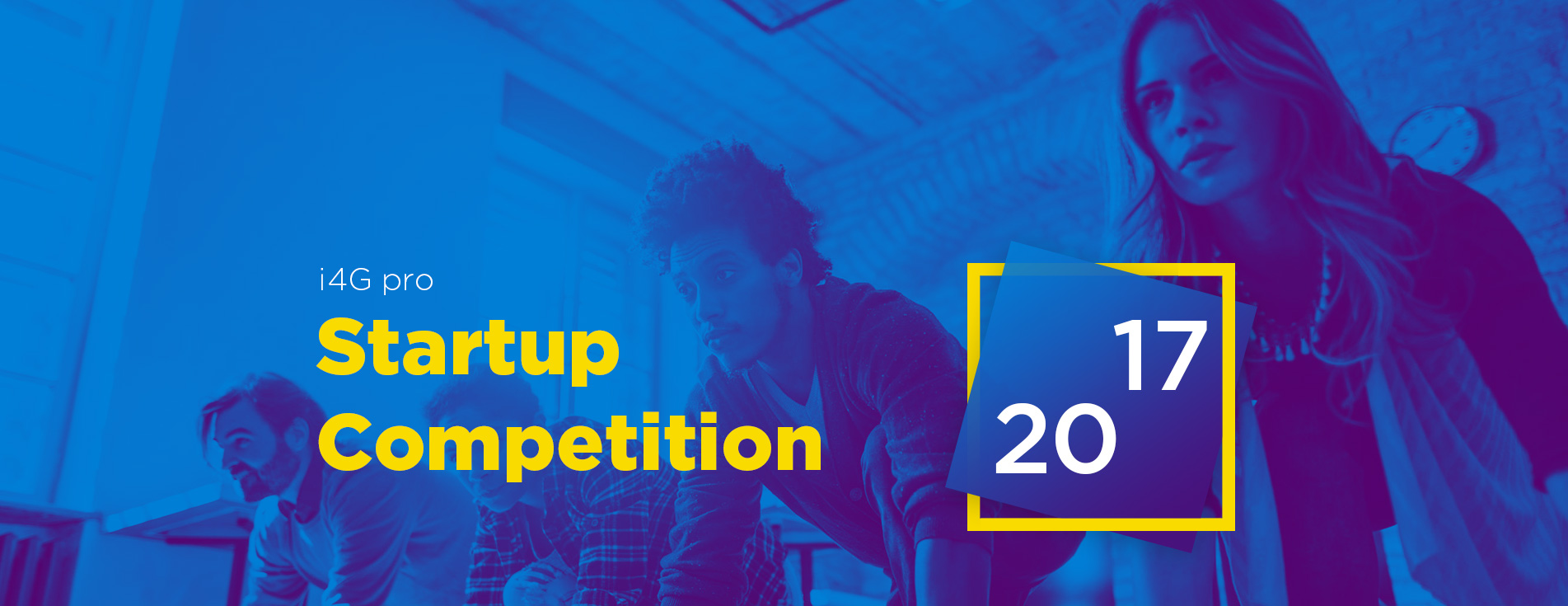 Startup Competition i4G PRO Thessaloniki