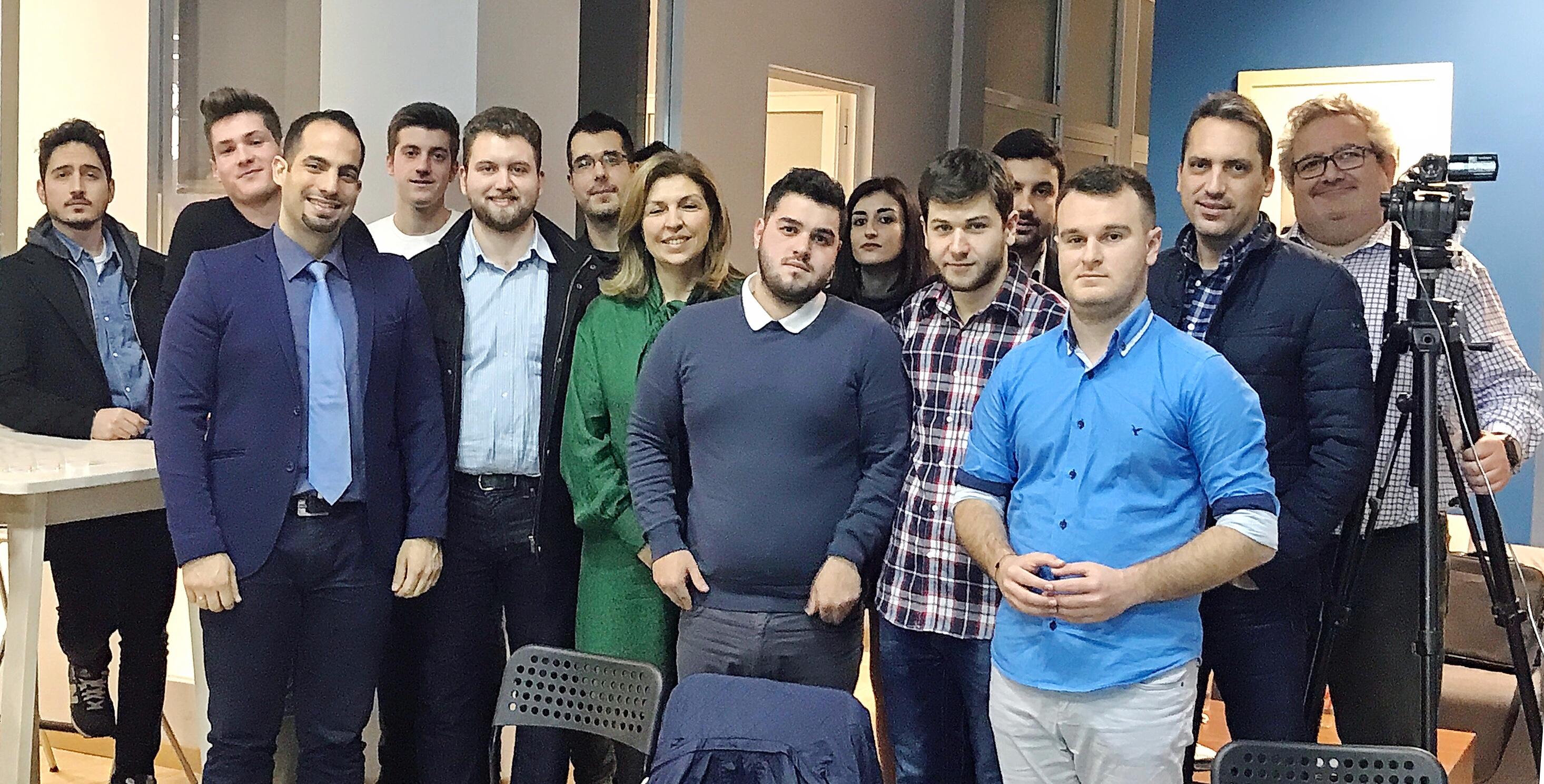 i4G PRO Seminar Thessaloniki startup